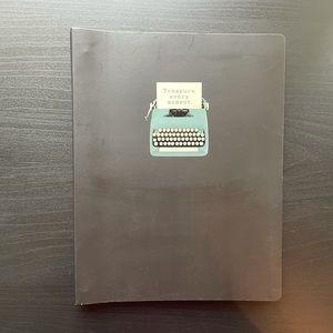 Galison Deluxe Spiral Notebook